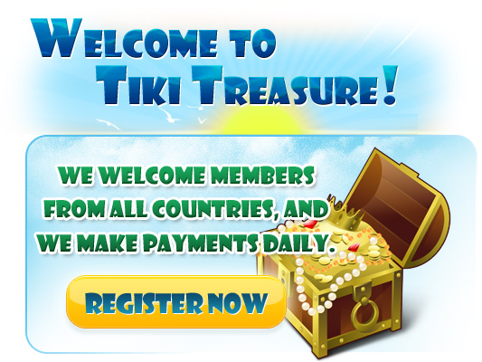 Welcome to Tiki Treasure!